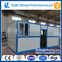 China prefab folding house