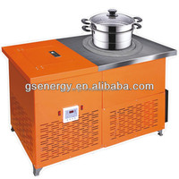Widely used in canteens biomass power coal fired burner