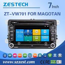 ZESTECH 8 inch 2 din car dvd gps for MAGOTAN/SAGITAR/BORA/G with GPS NAVIGATION+FULL MULTIMEDIA SYSTEM car accessories