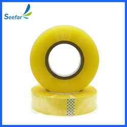 Clear Bopp film adhesive packing tape China manufacturer