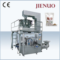 Multi-function Food Pouch Filling Used Tea Bag Packing Machine