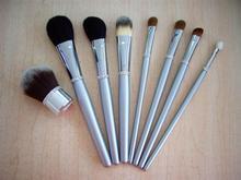 Wholesale 8 piece Crystal Handle makeup brush set