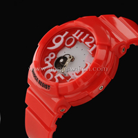 2014 cheap watches stopwatch plastic digital watch