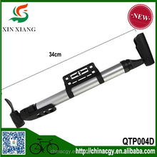 China Wholesale Cheap Bicycle Accessory Mini Bike Pump in Pumps/Bicycle tire pump 34cm