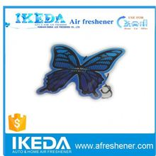 Factory direct sale paper air fresher for car