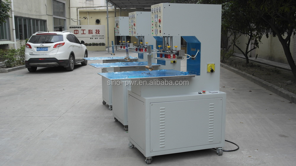 Clamshell Packaging Machine 5kw ce High Frequency Semi Automatic Clamshell Packaging Machine