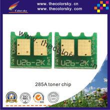 (CZ-DH285A) toner laser printer reset chip resetter for HP CE285A CE285 CE 285A 285 85A 85 P1102 P1102W 1.6k bk