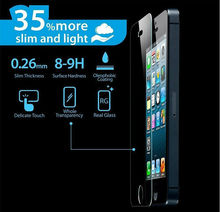 premium tempered glass for iphone 6 glass screen protector for Round edge oleophobic coating 9h iphone 6 glass screen protector