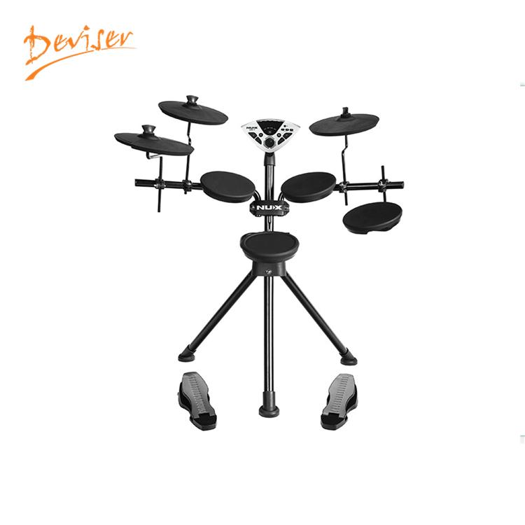 Professionelle nux elektronische trommeln percussion
