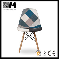 2016 new patchwork modern design DSW chair cheap cafe furniture