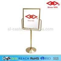 High quality Metal sign board stand