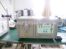 Olive oil pet bottle filling small machine with foot pedal (V)