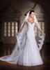 2015 Custom Made White Sweetheart Cap Sleeves Lace Up back Beaded sleeveless Mermaid Lace Wedding dress Vestido De novia