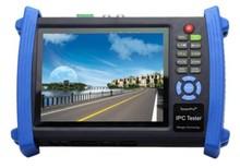 2015 7 inch multi-function cctv tester monitor including cvi test monitor,tvi test monitor,ip test monitor