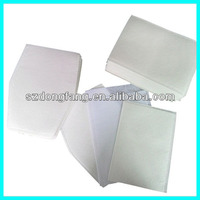 Needle Punched Nonwoven Washing Glove with Soap (FACTORY)