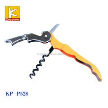 Folding Blade Knife Type and Aluminum Handle bottle opener