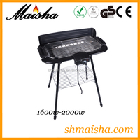 MS flat iron bbq grills BBQ-01A