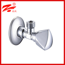 China 2014 upc regulator brass angle valve with competitive price