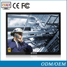 """Hot sell of 15"""" monitor touch industry machine with DVI input"""