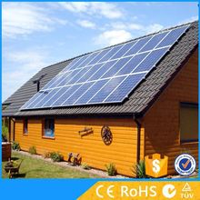 1KW Off-grid Solar Home Lighting System Fit For Area With Power Interruption