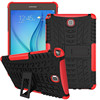 "tpu +pc bumper shockproof cover case for tablet samsung galaxy tab A plus 9.7"" T550 T555"
