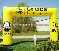 Logo Printing Inflatable Door Arch Model