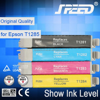Remanufactured For Epson 1281 1282 1283 1284 Ink Cartridge With Chip for EPSON S22 SX125 SX420W SX425W