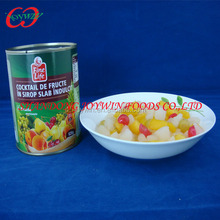 Canned food,Canned mixed fruit,Canned Fruit Cocktail in syrup