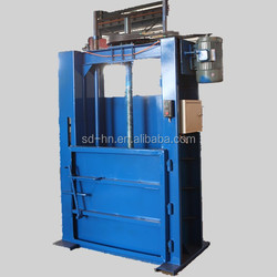 Baling Machine for cotton, textile materials