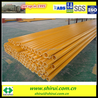 fibreglass pultruded round tube