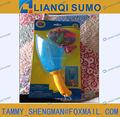 grossista novo colorido crianças brinquedos de plástico de água do balão bomba lançador