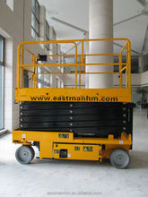 electro-hydraulic scissor lift machine ES3246