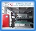 Shanghai alto qulity de espuma de poliuretano aislamiento máquina de inyección