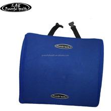 Memory Foam 3d Ventilative Mesh Lumbar Support Cushion Back Cushion - Alleviates Lower Back Pain