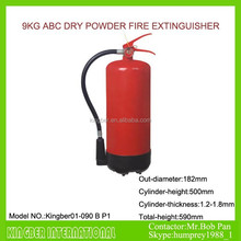 9KG PORTABLE ABC40/BC40 DRY POWDER FIRE EXTINGUISHER WITH TRIPOD BASE