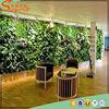 vertical plastic green artificial moss grass wall living wall planter goods for the garden decoration
