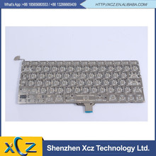 laptop russian language keyboard for apple for macbook pro 13 13.3 A1278 keyboard replacement