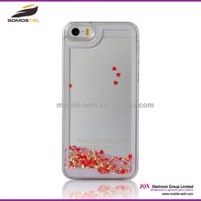 [Somostel] Cases for iphone5 5s,cell phone accessory,quicksand case love case for iphone5 5s