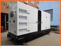 volvo 500kva silent diesel generator stamford alternator