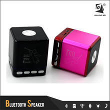 t2030a Music angel cube desgin mini bluetooth speaker portable and wireless for phone