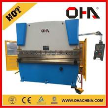 """"""" OHA """" marca HAPK-200 / 2500 banda de metal de la máquina de flexión, papel de la máquina de flexión, plegado eléctrico de la máquina"""