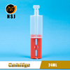 24ml 1:1 Dual Empty Resin Disposable Syringe For Electronic
