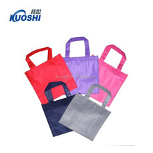 100gsm cheap non woven die cut shopping bags