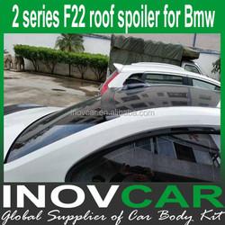 2 Series abs car wing spoiler for Bmw F22 M235i 220i sedan roof spoiler