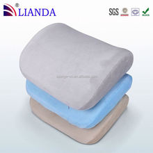 Excellent for home, office, car and wheelchairs colorful lumbar cushion