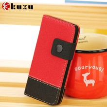Genuine leather flip case for iphone 5s with card slot,compatible perfect suitable for apple iphone