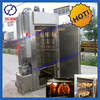 machine for smoking meat