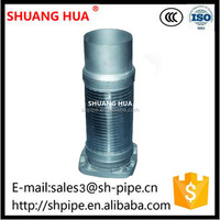 Stainless Steel Flexible Truck Pipe, Exhaust Muffler for Iveco OEM:8162332