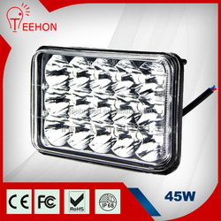 6 Inch Truck Offroad Hi/Low beam 45W Auto LED Work Light