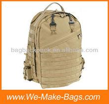 Heavy Duty Military Canvas Backpack